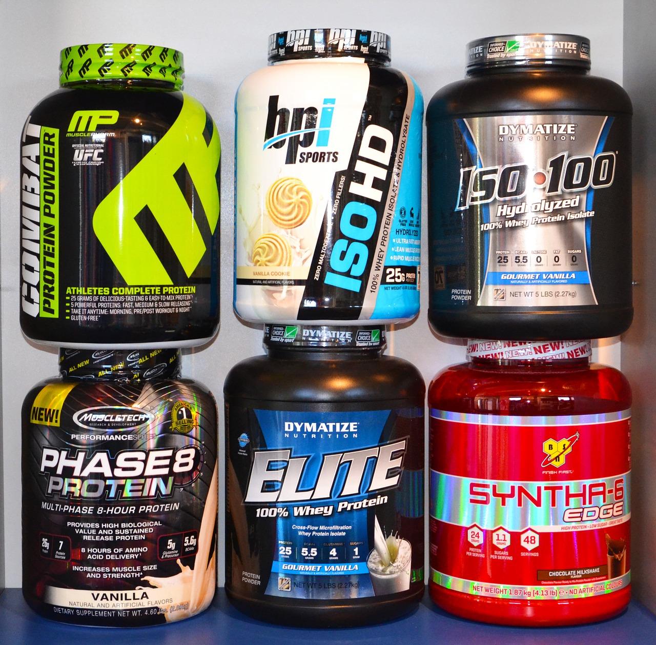 Les suppléments sportifs pour optimiser la performance